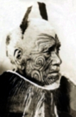 Maori Man